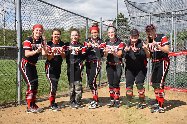 Lakota West Girls Softball Senior Night (5.1.17 vs. Oak Hills)