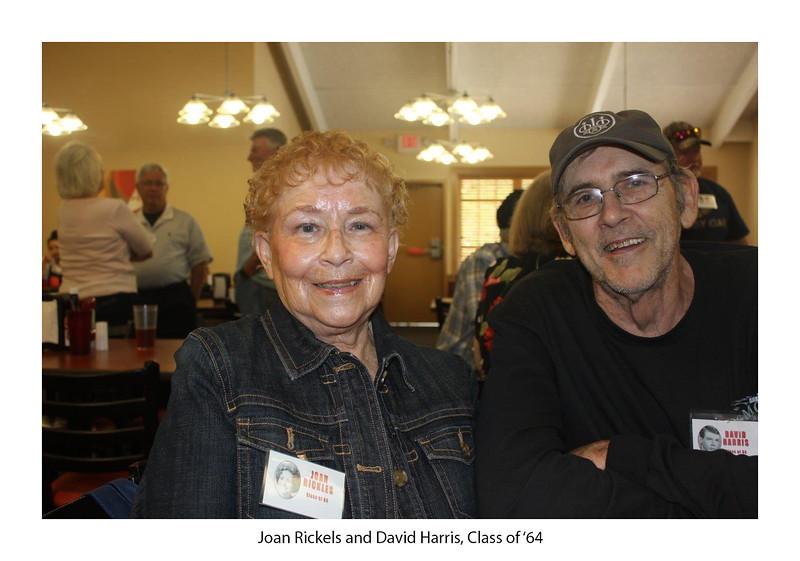 Joan Rickels '64 and David Harris '64.jpg