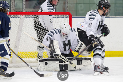 11-25-14 Minneapolis Novas v St. Paul Academy Boys Hockey