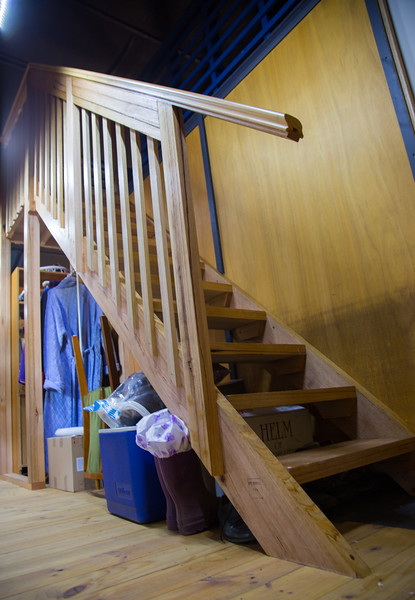 Staircase in the Studio