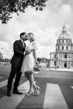 JULIA & THORGAL WEDDING / MAIRIE