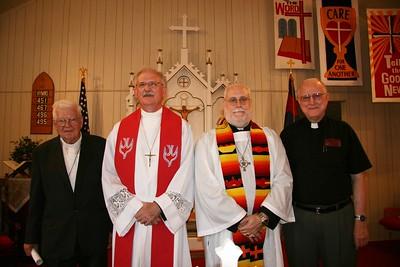 Zion Lutheran Church's 150th Anniversary Picnic 10/07/07