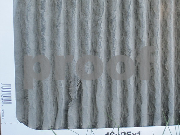 Air Conditioner and Dirty Filter