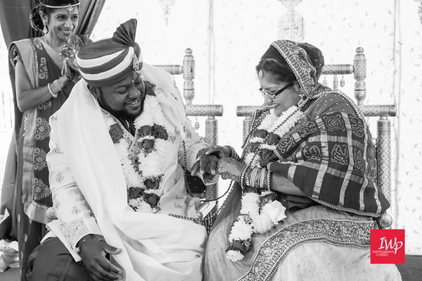 Bhumi & Brandon's Wedding Ceremony