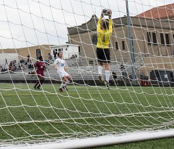 Goal Remote, UD Jesuit v CC, 9-28-18