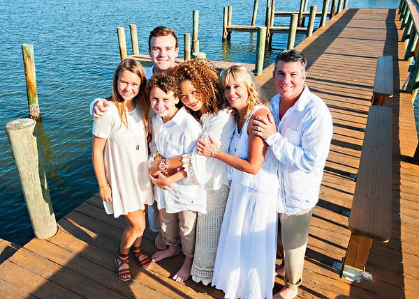 The O'Grady Family
