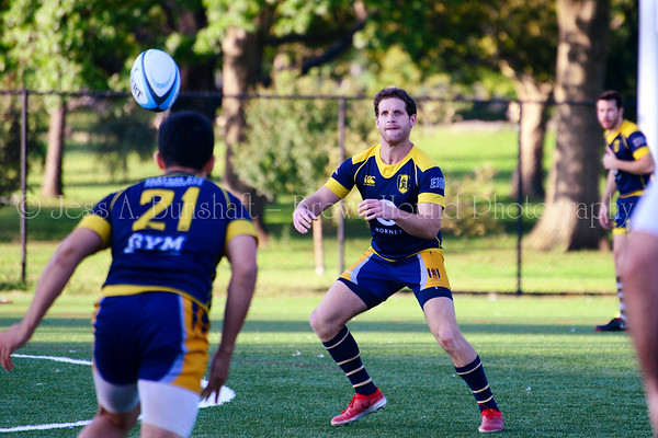 Gotham Knights vs. New York Rugby Club, September 15, 2018