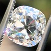 2.35ct Old Mine Cushion Cut, GIA J VS1 10