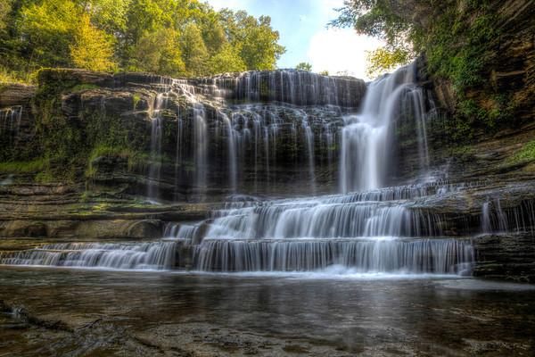 Cummins Falls State Park TN