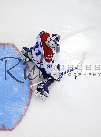 UMass Lowell received goals from six different players in defeating Wisconsin, 6-1 in the NCAA Tournament Northeast Regional first round at the Verizon Wireless Arena March 29, 2013
