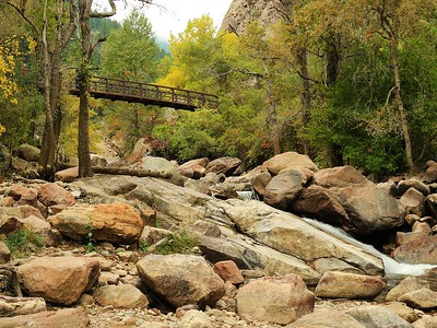 Oct 7th Boulder:Eldorado Canyon State Park
