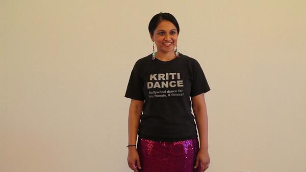 Kriti Dance Videos