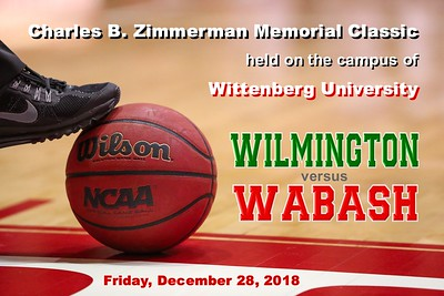 2018 Wilmington vs Wabash (12-28-18)