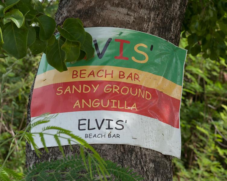 Sign, Anguilla