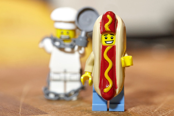 Domestic Lego Bliss