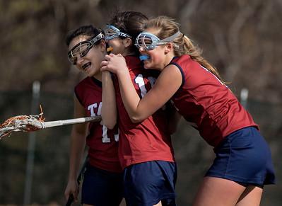 Girls' JV Lacrosse