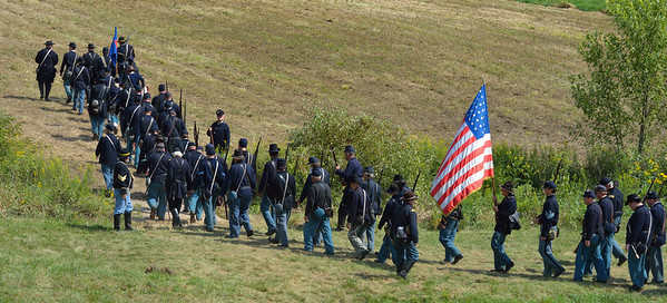 Zoar Civil War Reenactments