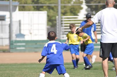 Sean Soccer 2012