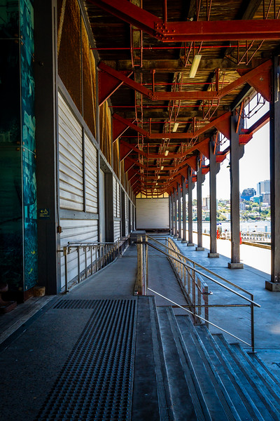 Dawes Point : Pier 2/3