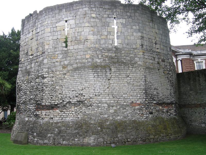Multiangular Tower, York