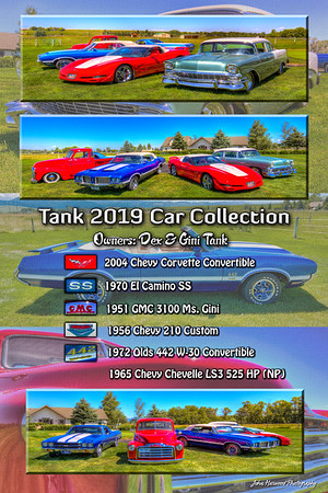 Dex Tank Car Collection 2019