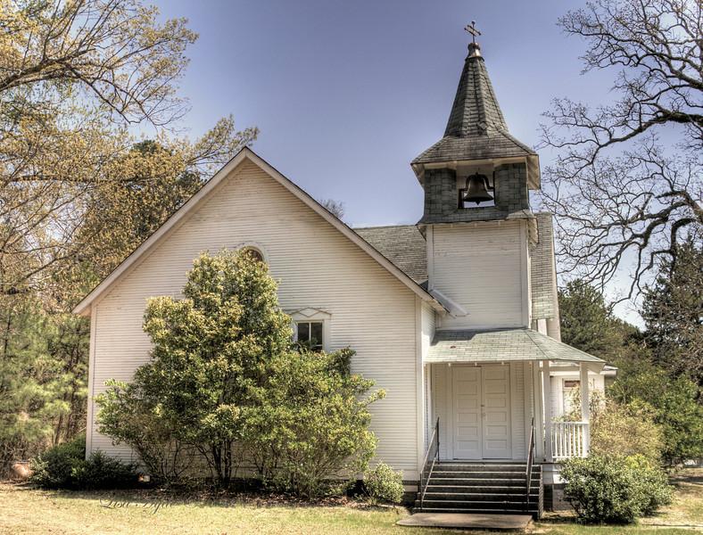 Sardis Methodist Church - PIne Grove, AR
