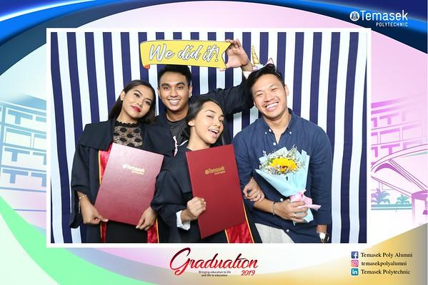 Temasek Polytechnic Graduation 10th May 2019 Session 2