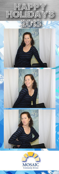 Mosaic Community Services Inc. Holiday Party 2013