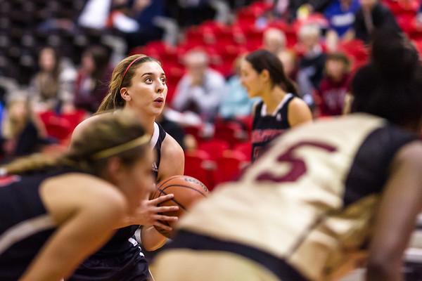 Carleton Ravens Womens Basketball