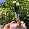 Vintage Bee Conversion Earrings 32