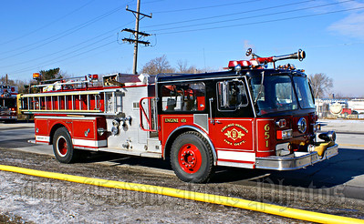 Chicago Heights Fire Department