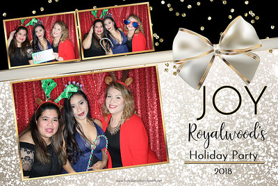 RoyalWoods Holiday Party 12.22.18