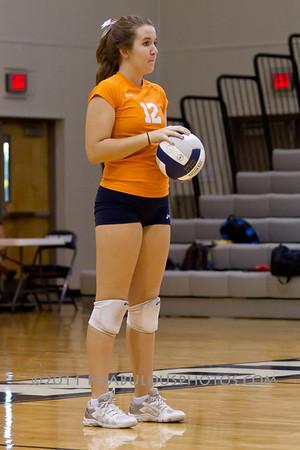 Boone Girls JV Volleyball #12 - 2011