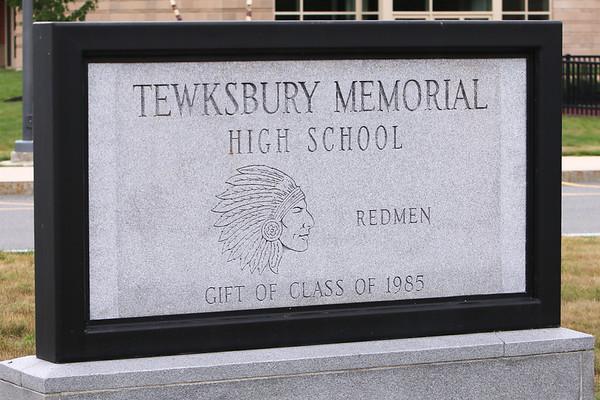 Tewksbury Redmen signs 070820 Billerica Indians files shots
