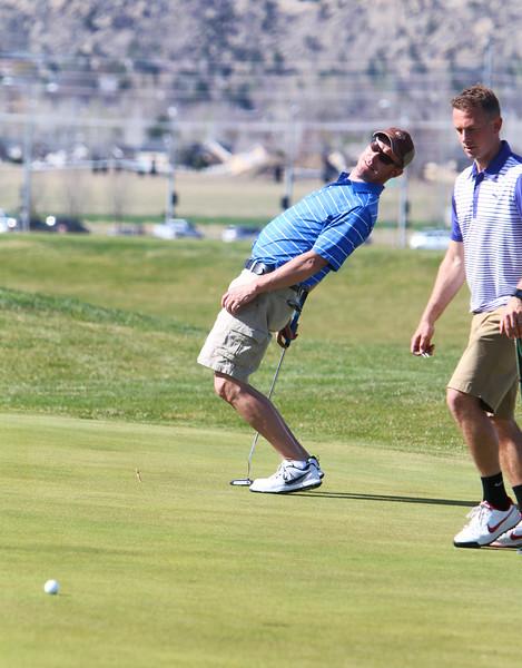 2016 Alumni & Friends Golf Tournament