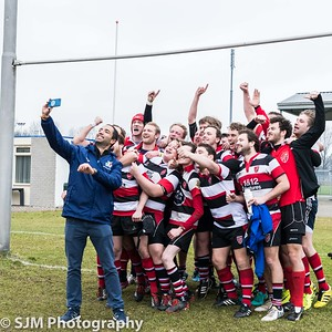A.S.R.V. Ascrum 3 vs AAC Rugby 2 - 29 January 2017