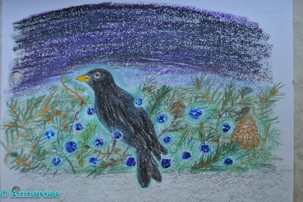 Blackbird's Desire