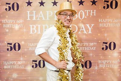 Rajan 50th Birthday