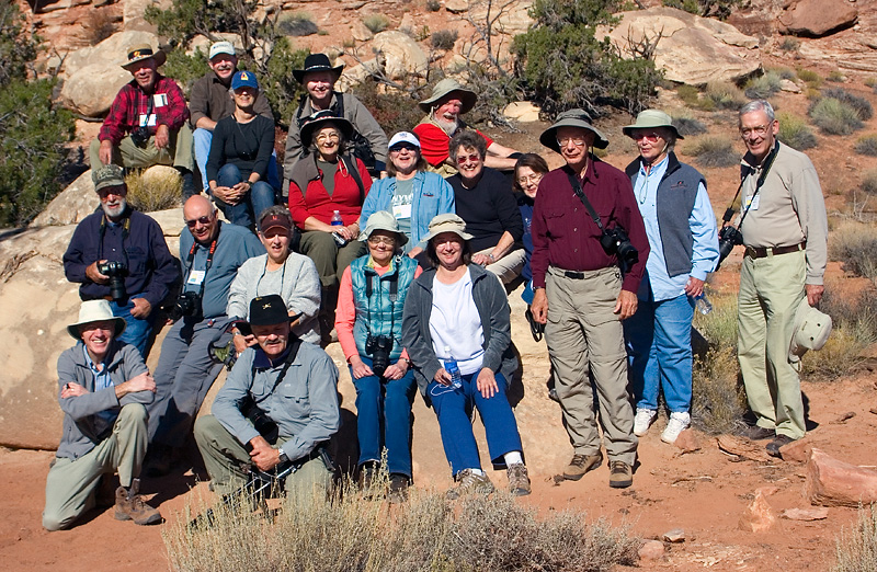 Moab, UT Fall 2008