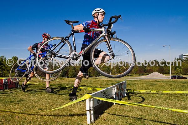Women & Men 3/4 :: Tinsley Park Cyclocross Festival (December 6, 2008)
