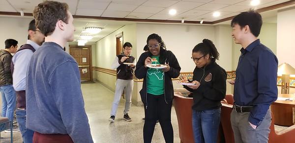 2019 NEWT Student & PostDoc Kickoff @ Rice