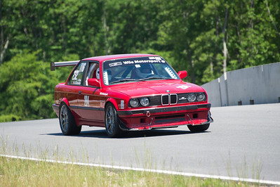 Boston BMWCCA Palmer June 2016