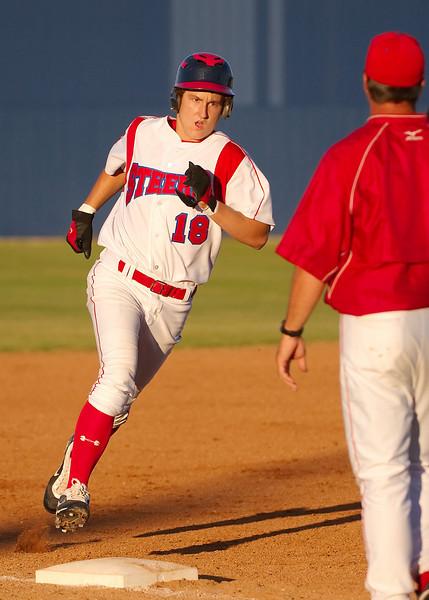 2009 Baseball Steers vs. Abilene Wylie