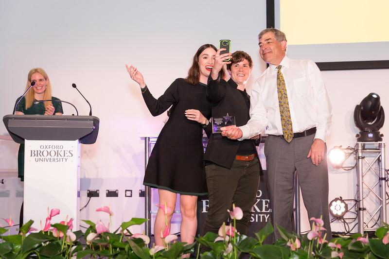 Brookes People Awards 2018