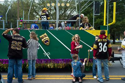 Pensacola FL Mardi Gras 2011