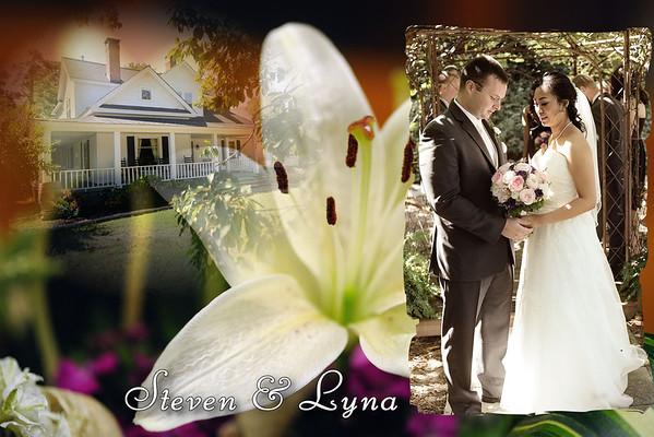 Steven & Lyna Wedding