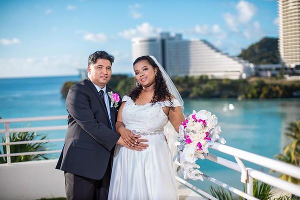 WHITE  &  REYES WEDDING