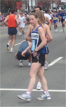 2003 Vancouver Sun Run - Karen Fry
