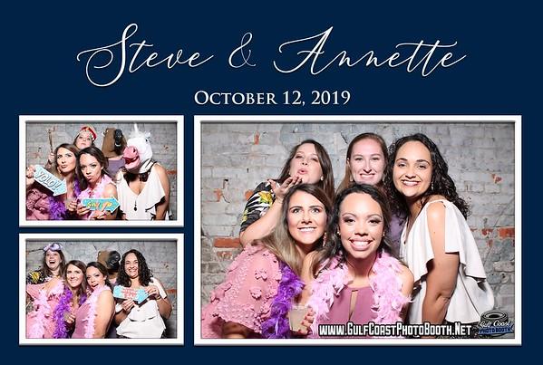 Annette Wedding Reception 2019