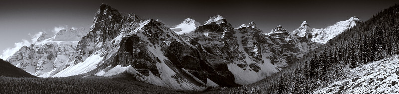 Valley of Ten Peaks - Banff
